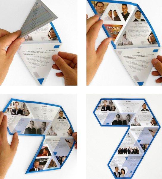 12 noticeable brochure designs Graphic design Booklet Design