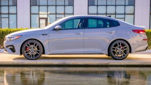 The 2019 Kia Optima Awd First Drive Car Gallery