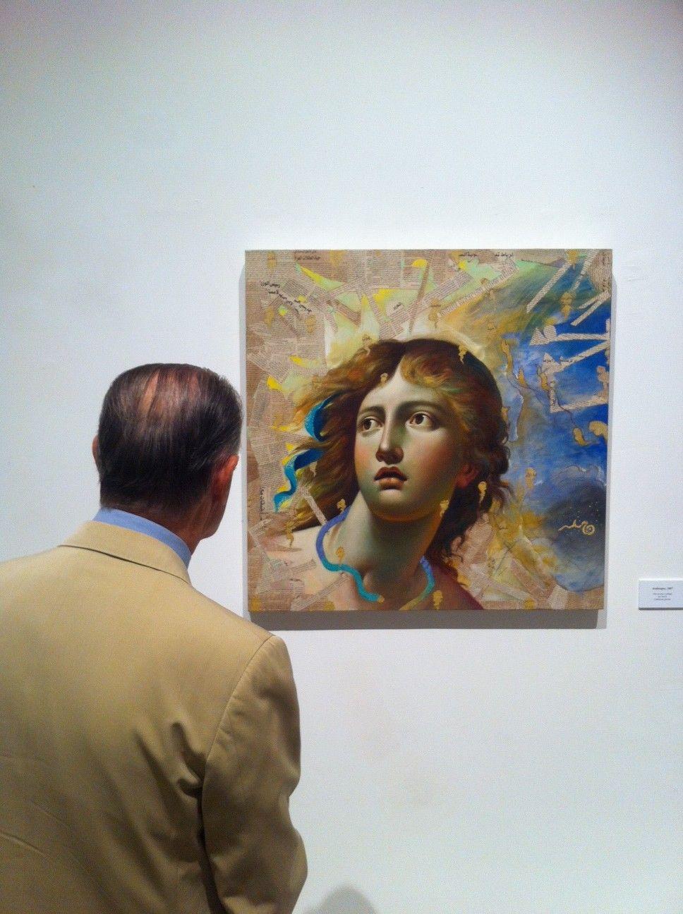Carlo maria mariani il ritorno del pittore colto carlo - Carlos maria ...