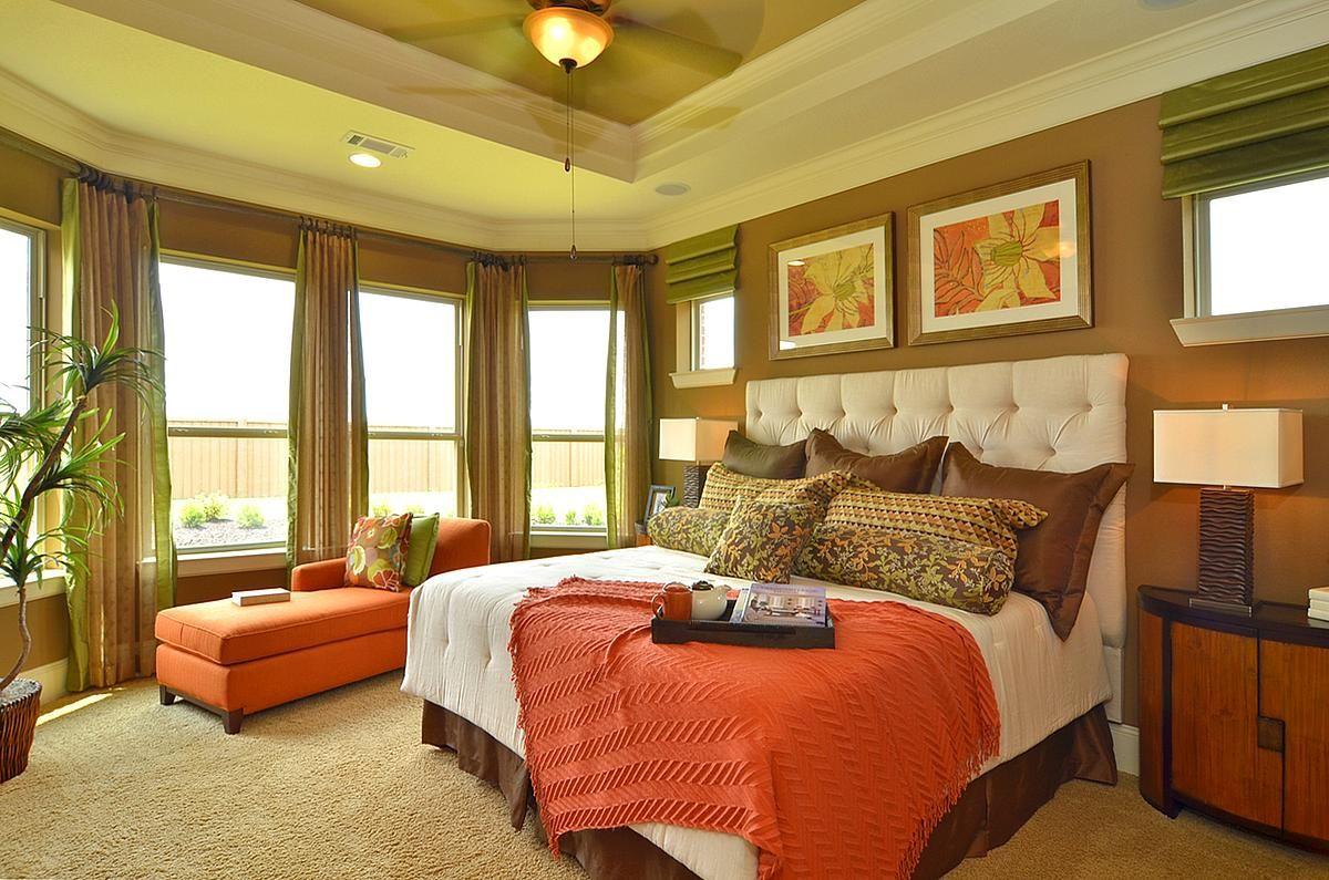 Nice Owner's Retreat | Bedroom design inspiration, Master ...