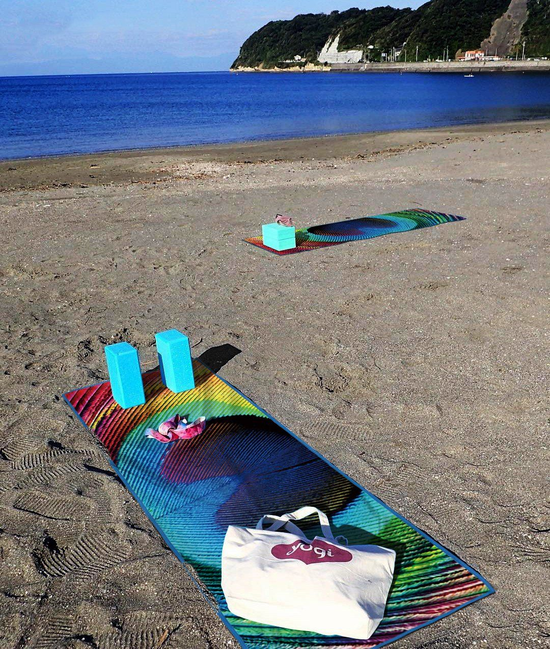 Rainbow Funny Sublimation 3d Beach Towel With Images