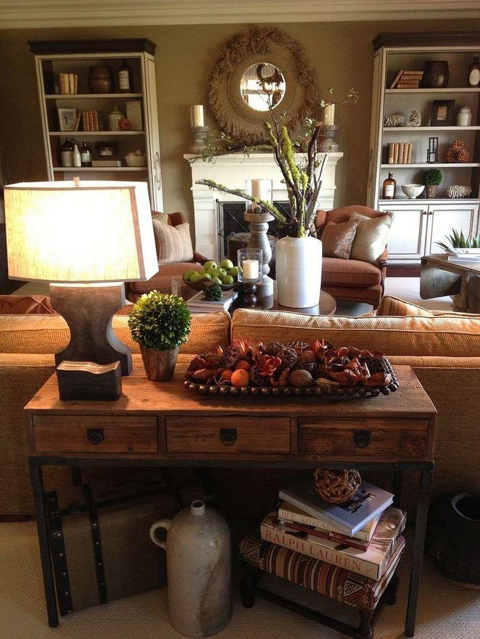 Diy Farmhouse Living Room Decorating Ideas 49 Homedecor