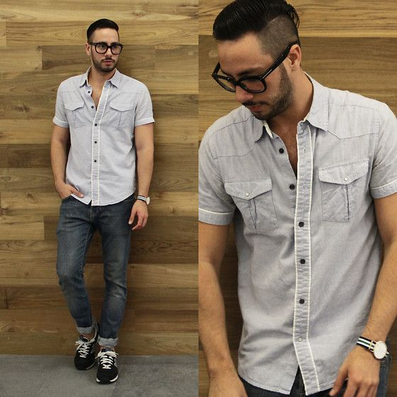 9fc76415744a65 nice pair of NB 574 here.. Forever 21 Shirt