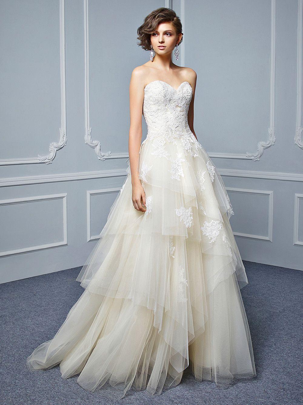 Pin by amanda guzman on that one day pinterest wedding dresses