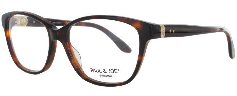 908ea3aea8b551 Lunettes de vue Paul and Joe PHENIX 21 Écaille. Référence complète   Paul  and Joe PHENIX 21 E135 54x15