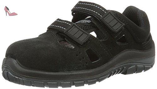 Maxguard G300Business de zapatilla de Negro S1P, color Negro, talla 43 EU
