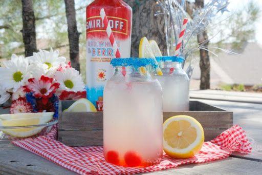 Boozy Sparkling Lemonade Recipe | Yummly