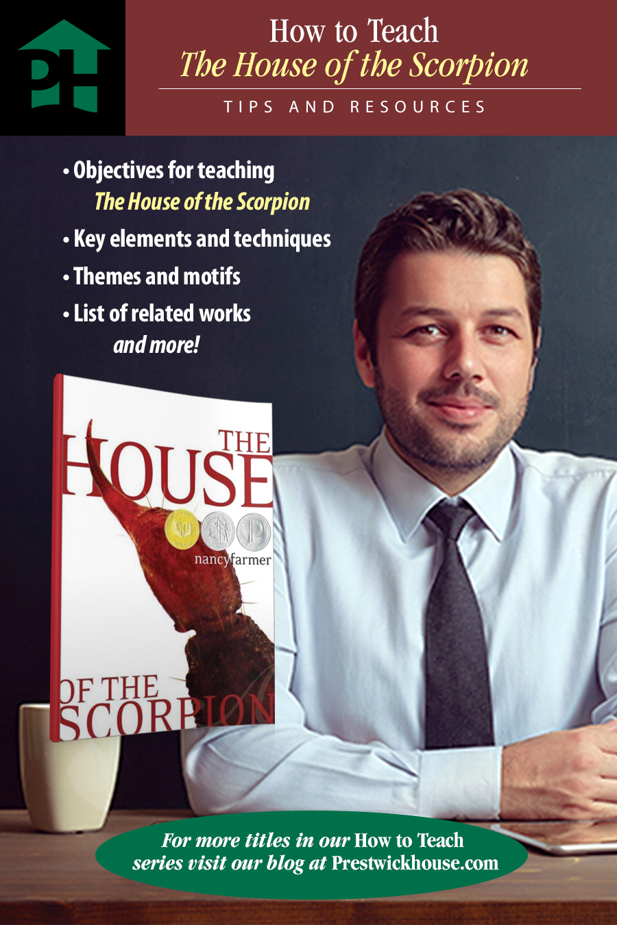 Free Teaching Guide The House Of The Scorpion Teaching Guides Teaching Teacher Lesson Plans