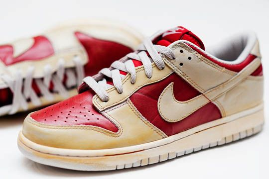 save off 944e0 cdd1f Nike 2011 Spring/Summer Dunk Low 'Vintage' Pack | Fashion ...
