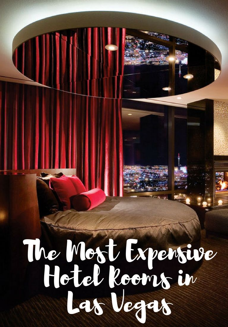 The Most Expensive Hotel Rooms In Las Vegas Destinations 19