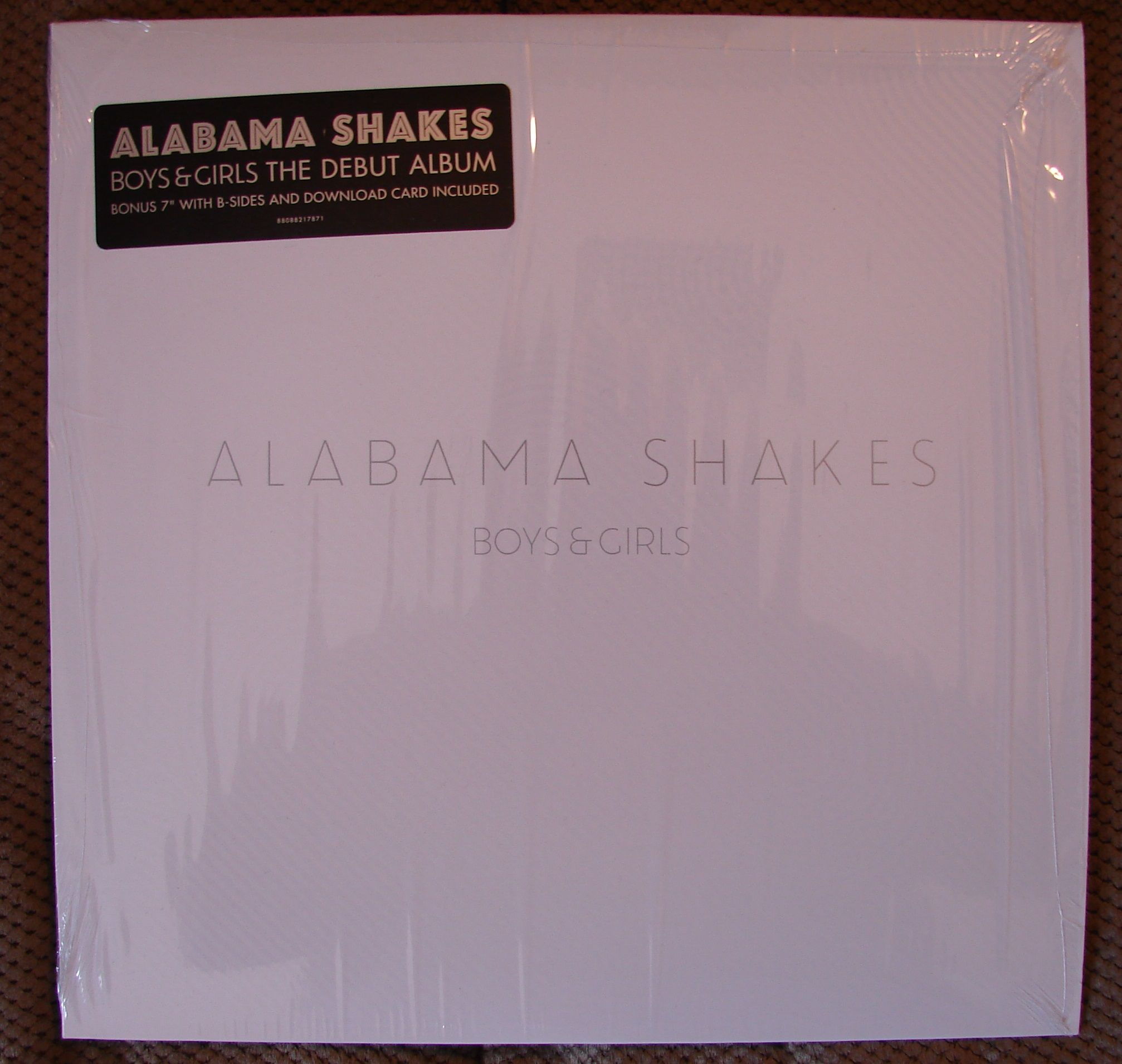 Alabama Shakes Boys And Girls Debut Album Lp Collection