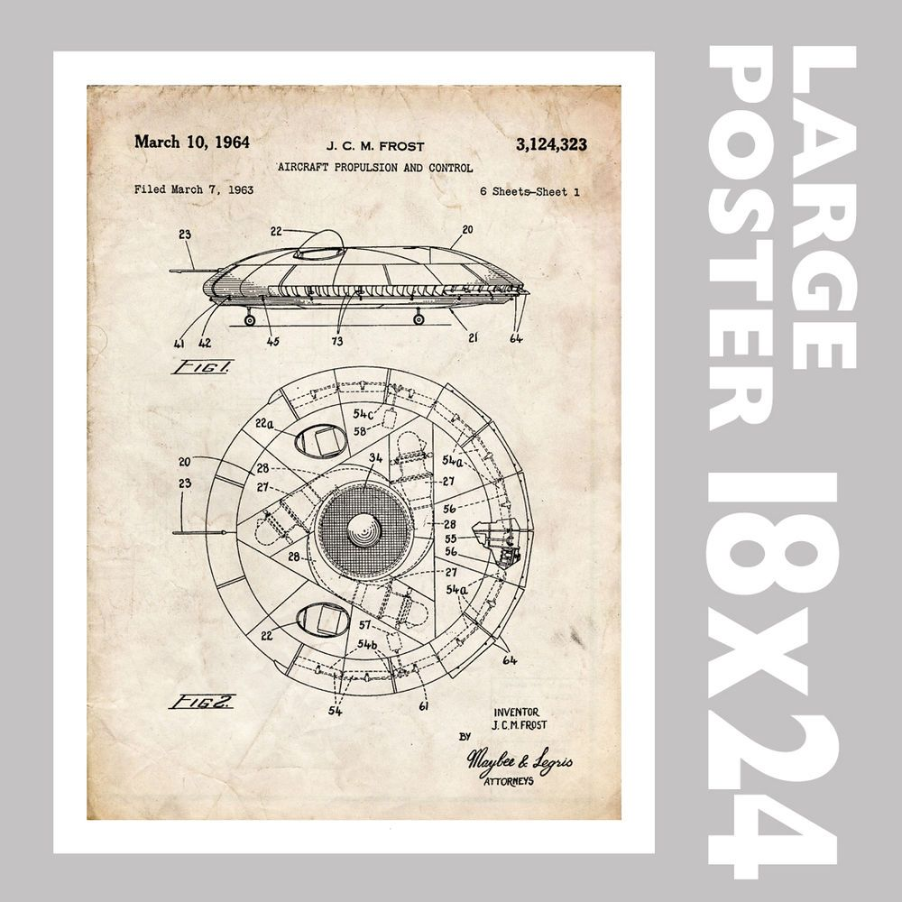 Pin Na Doske Patent Art Posters For Sale On Ebay