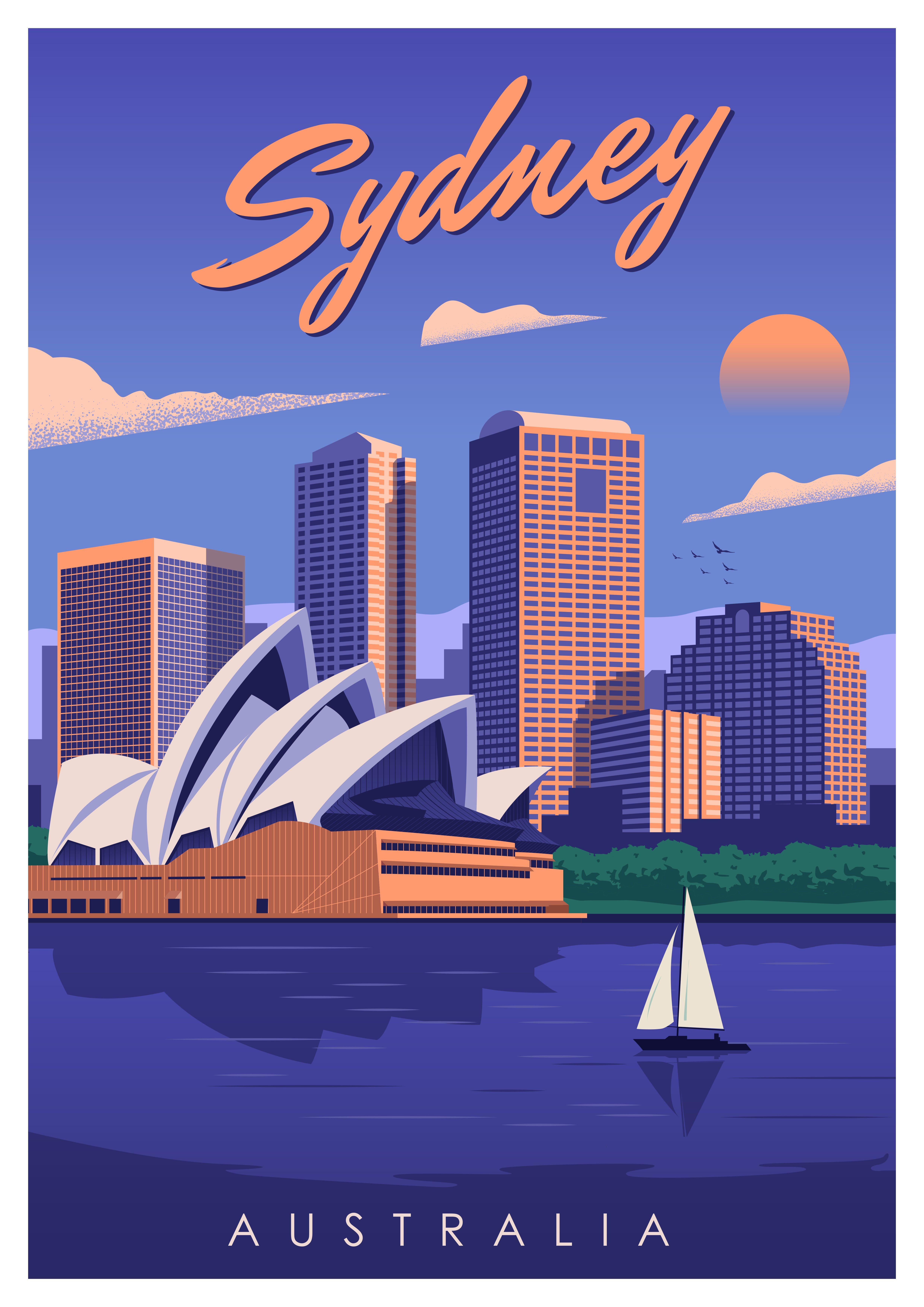 Pin by NickVectorStudio on Original Travel Posters