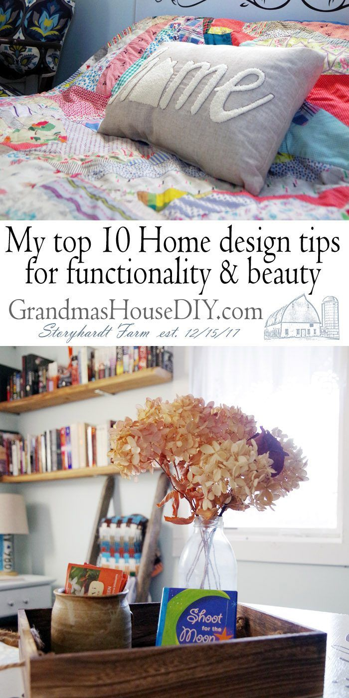 My top 10 Home design tips for functionality and beauty for years to ...