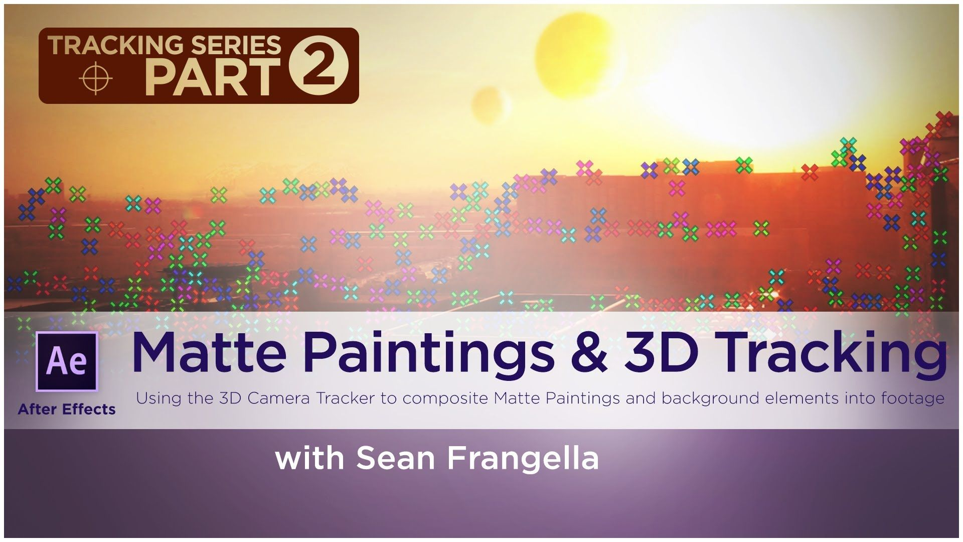 After Effects 3d Camera Tracker To Composite Matte Paintings