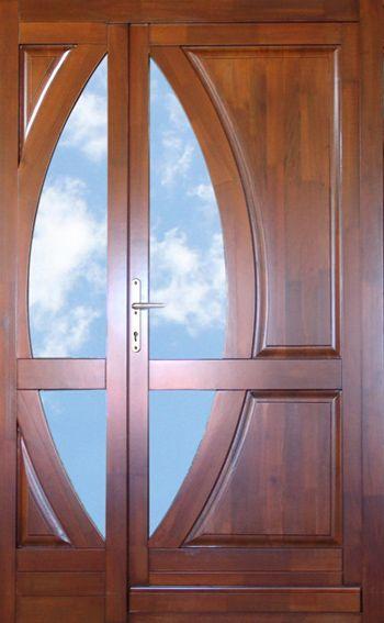 Ajtó-Ablak-Profil Kft. – Entrance doors, wood