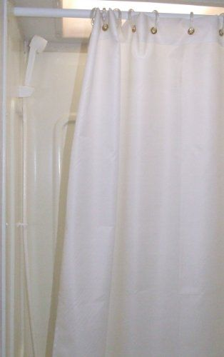 47x64 Shower Curtain Rv Shower Curtain Shorter And Narrower Than