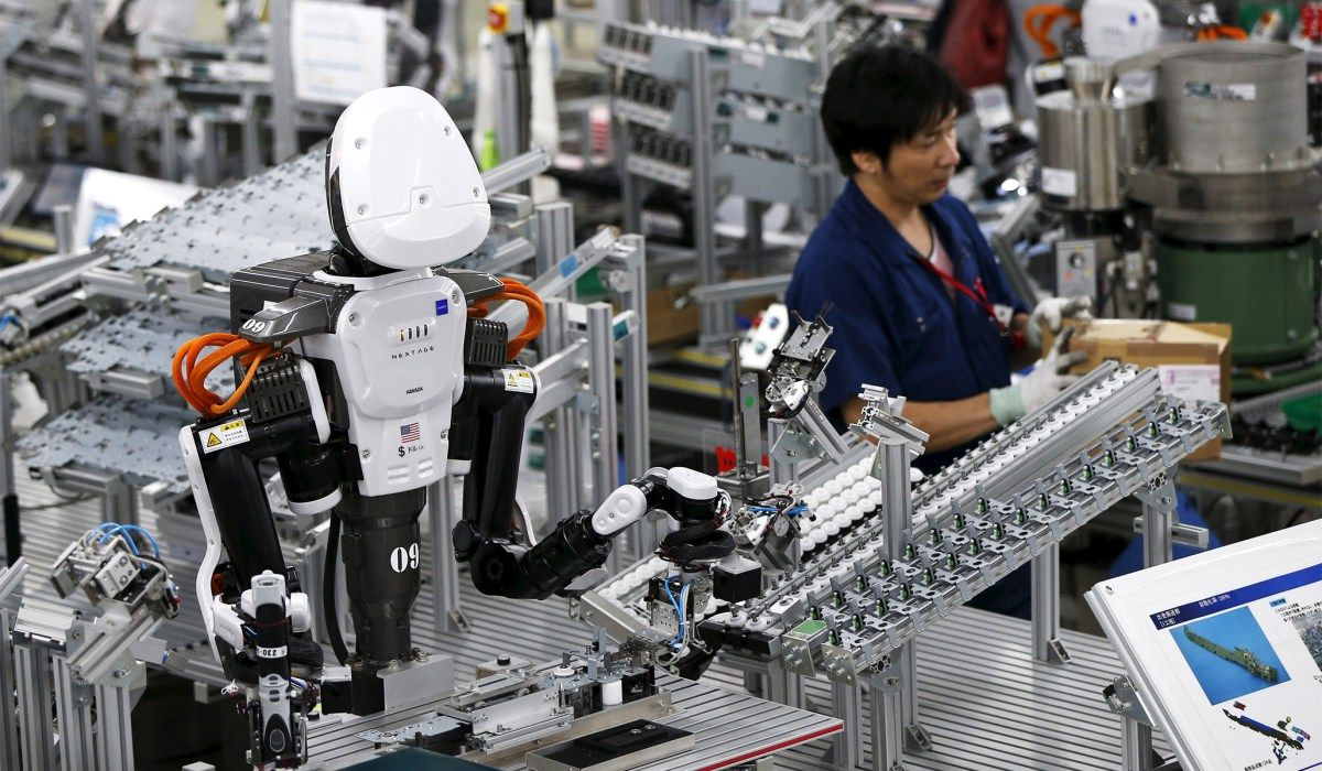 Rise of the Robots A Bad Argument for a Bigger Welfare
