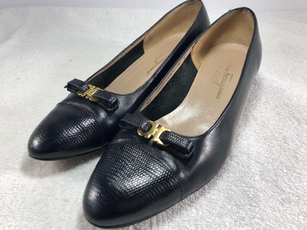 Salvatore Ferragamo Boutique shoes