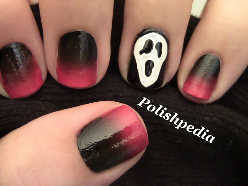 Unique nail designs for Halloween