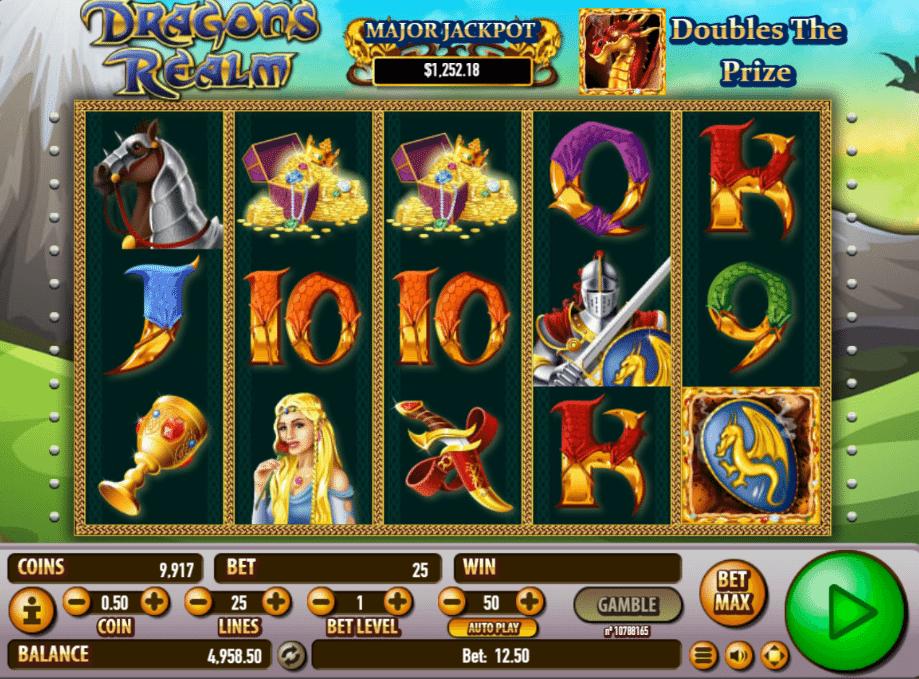 Html5 slot machine