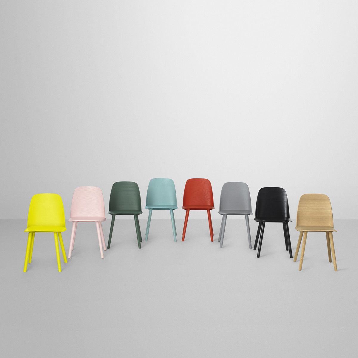 Schön Nerd Chair By Muuto | Connox