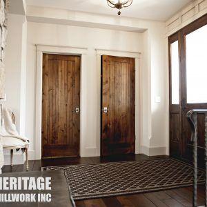 Clear Alder Interior Doors