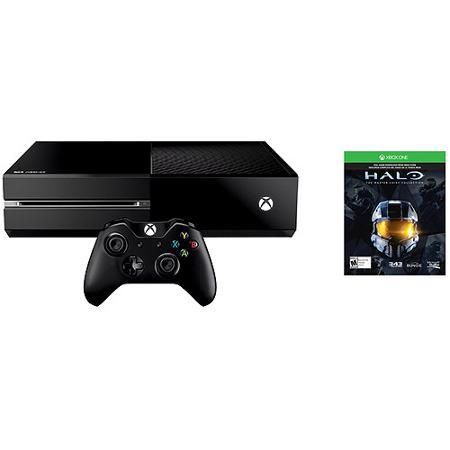The Xbox One Halo Master Chief Collection Console Bundle