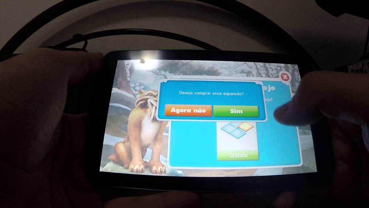 Jogo A Era do Gelo Vilarejo Online - Dicas para Android, Iphone e Tablet
