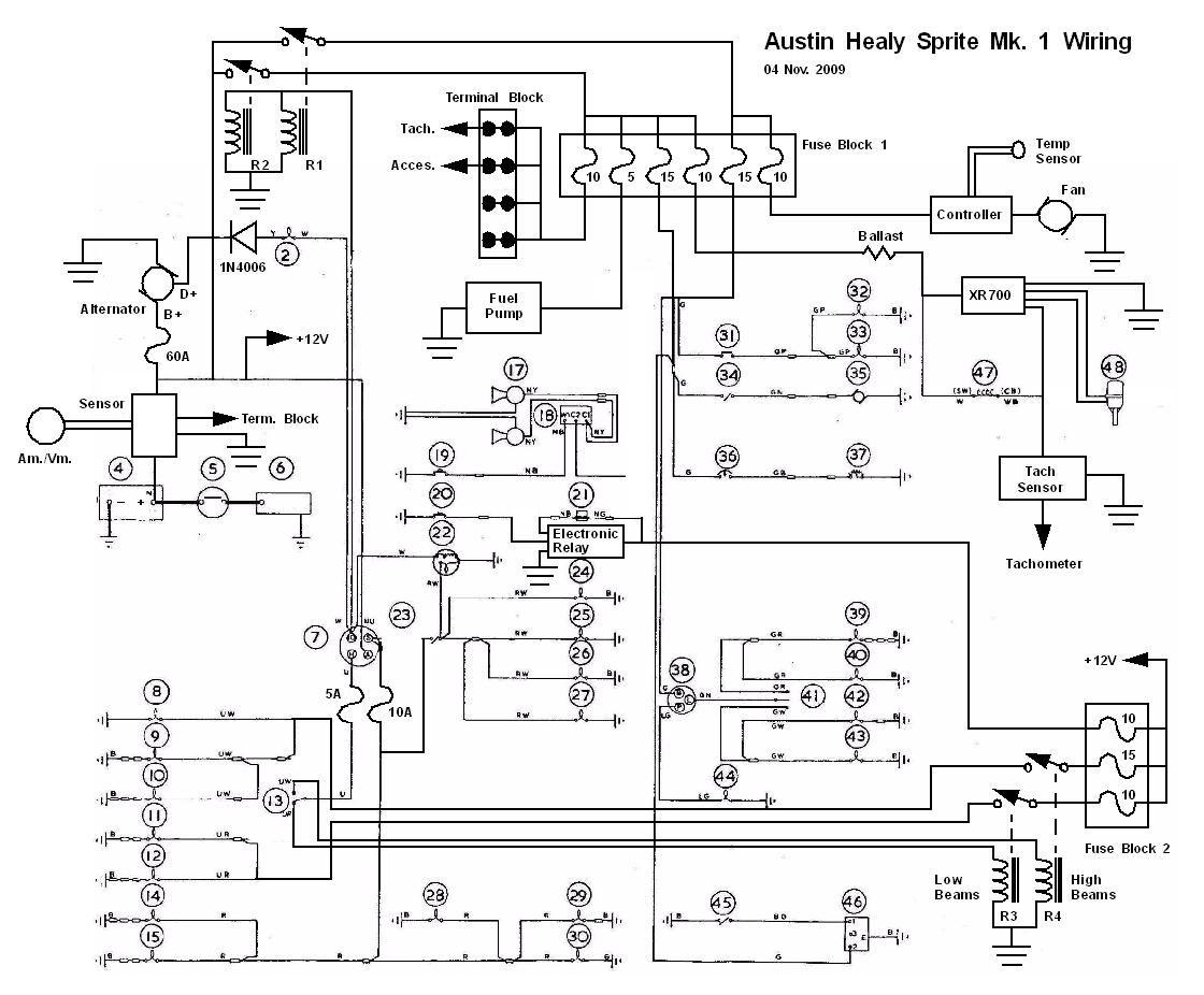 Electrical Modification Bugeye
