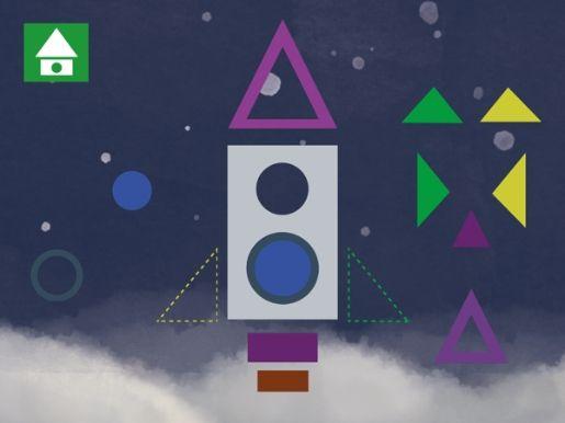 Geometria Bambini ~ Con questa app dello sviluppatore colto il bambino si avvicina