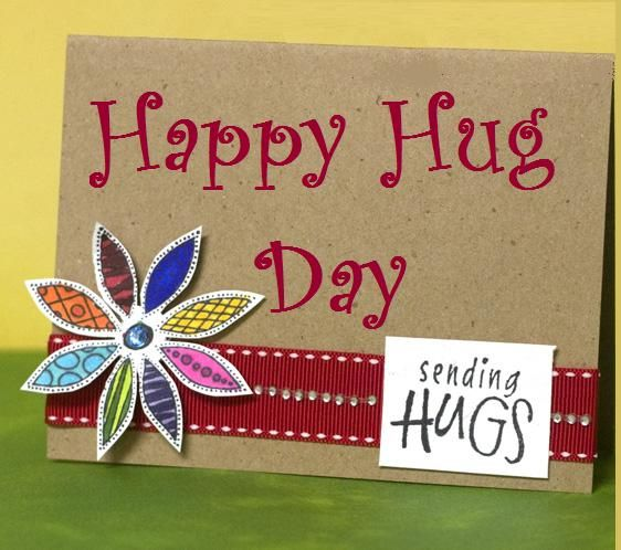 Happy hug day wishes happy hug day pinterest hug m4hsunfo