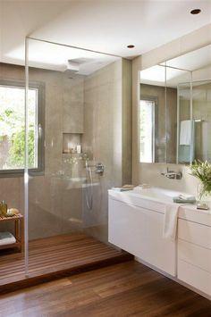Mille idées d\'aménagement salle de bain en photos   Salle de bain ...