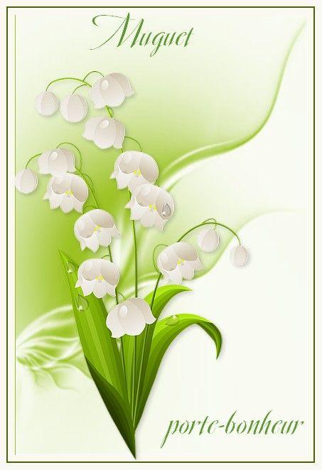 carte muguet imprimer gratuit Carte à imprimer ~1er mai~ (avec images) | Carte a imprimer, Carte