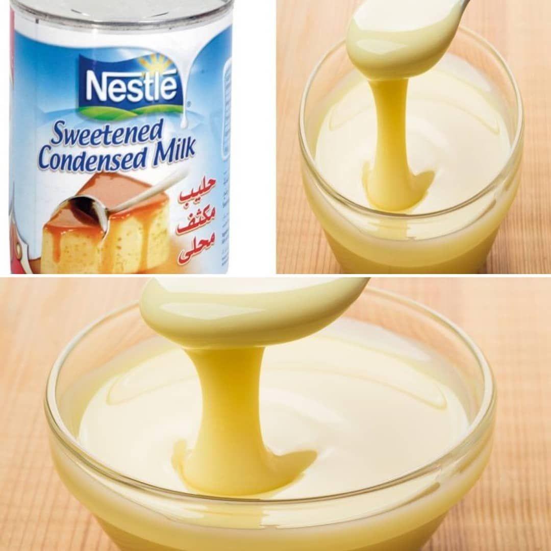 327 Likes 1 Comments مطبخ سيدتي Matbakhsaidatia On Instagram أسهل طريقة لعمل الحليب المكثف بثلاث مكونات فقط بد In 2020 Sweeteners Sweetened Condensed Milk Milk