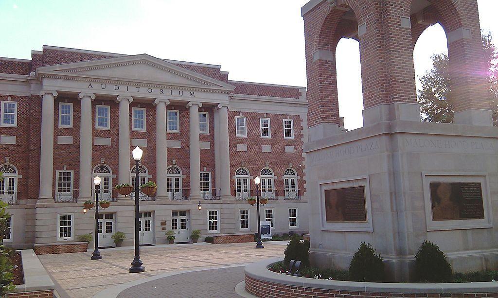 University of Alabama Graduate school, Top 10 colleges