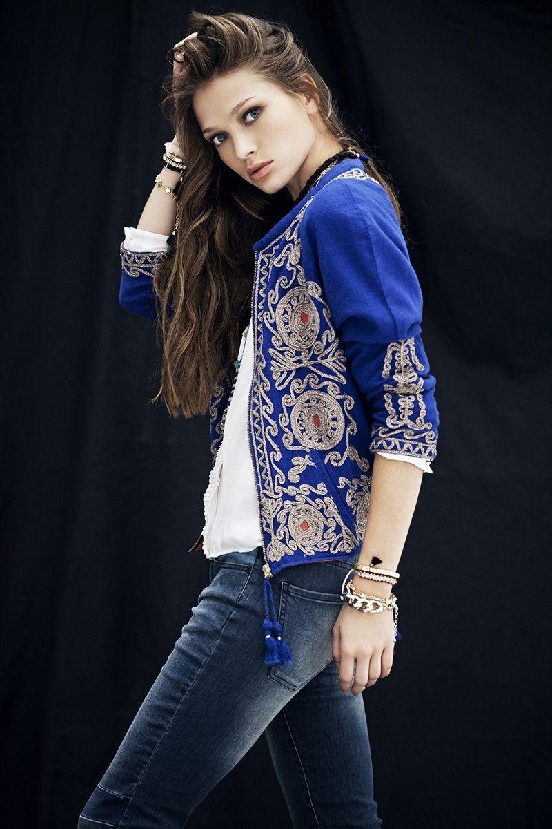 36041cfed rapsodia.com | Fashion&Beauty | Ropa bordada, Moda estilo y Ropa boho