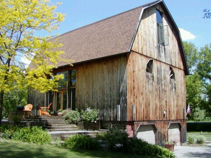 Barn to house