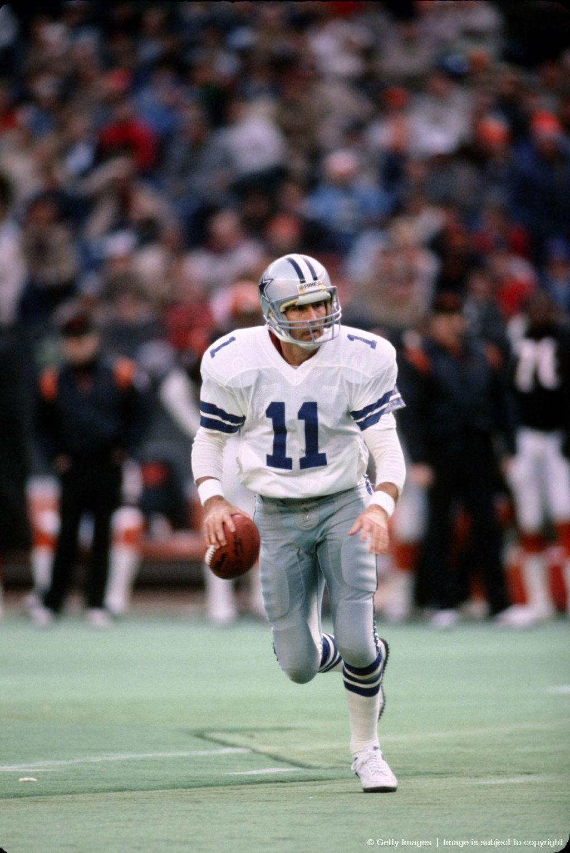 9f13f957231 Cowboys Danny White   Dallas cowboys   Dallas cowboys players, Nfl ...
