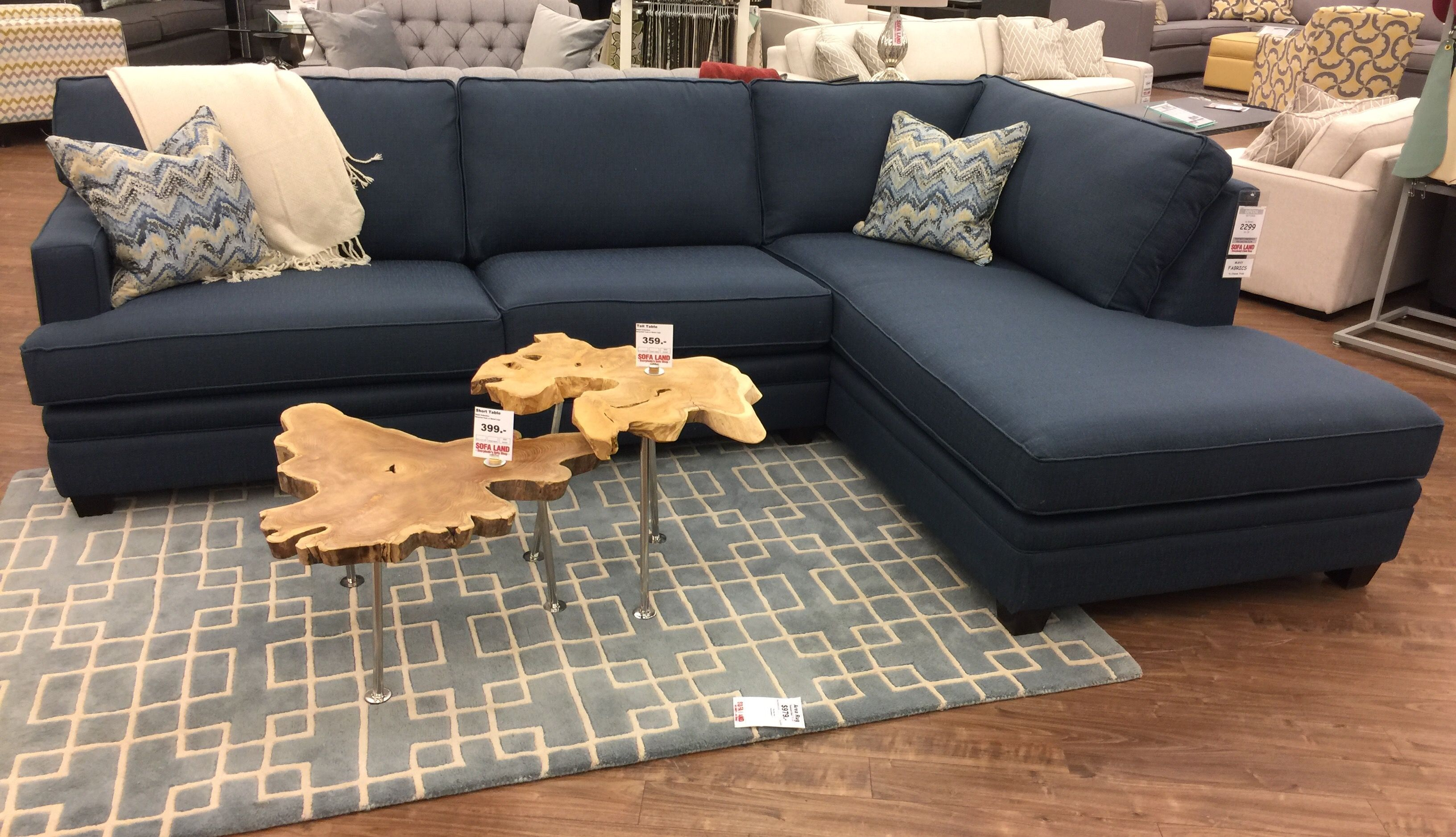 Oh Devin That Colour Looks So Good On You The Oh So Gorgeous Devin Sectional Just Arrived At Sofa Land M Outdoor Sectional Sofa Sectional Outdoor Sectional