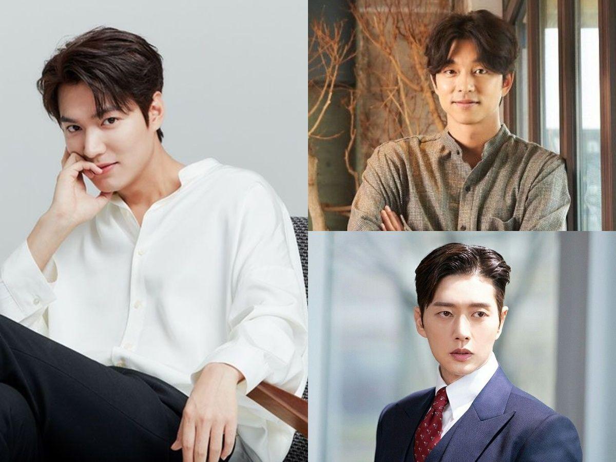 Handsome actors have acting with Kim Go Eun