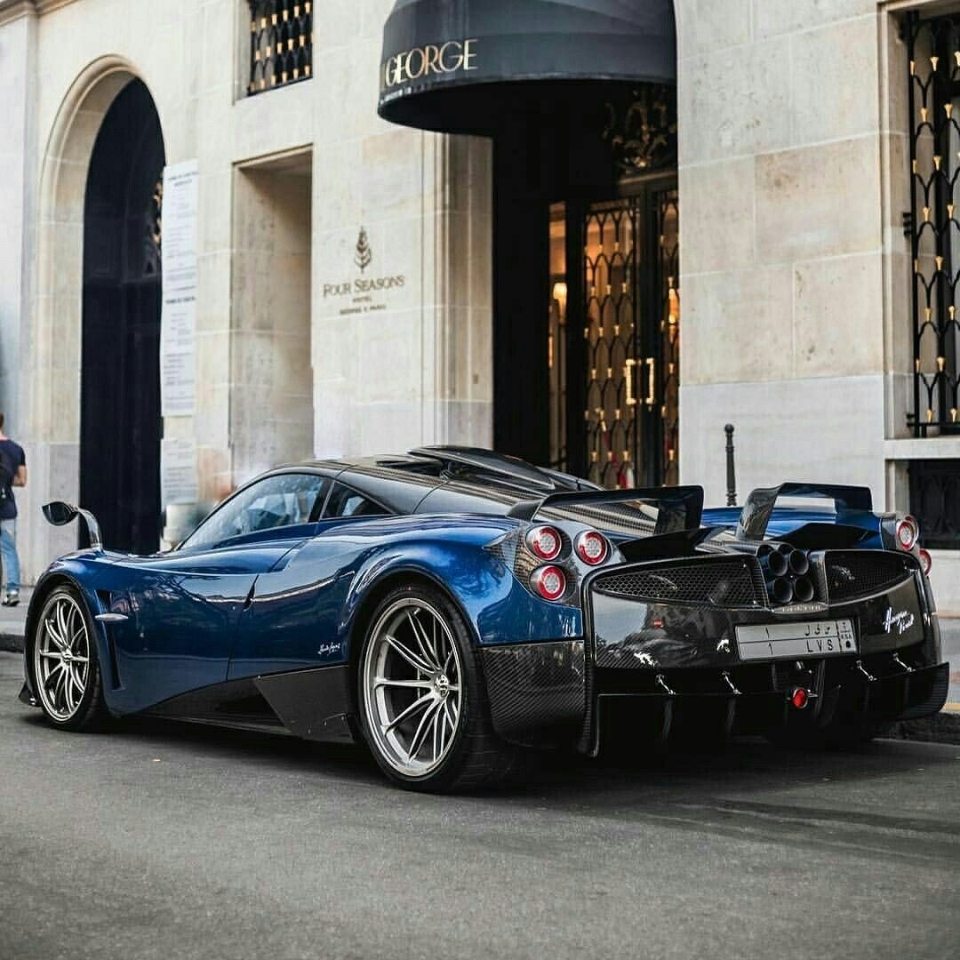 Best Exotic Sports Car: Pagani Huayra Roadster Z_litwhips
