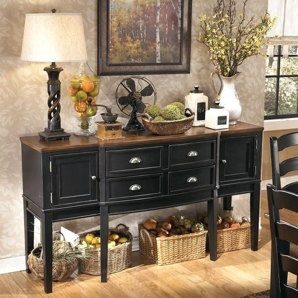 Dining Room Servers Sideboards Best Buffet Server Table Ideas On Inside Furniture