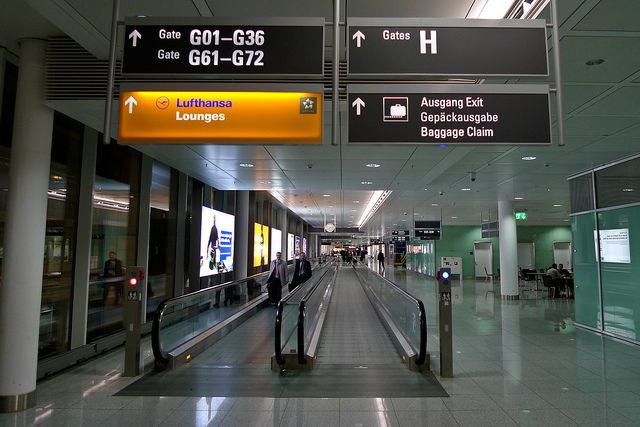 O que são as taxas de aeroporto