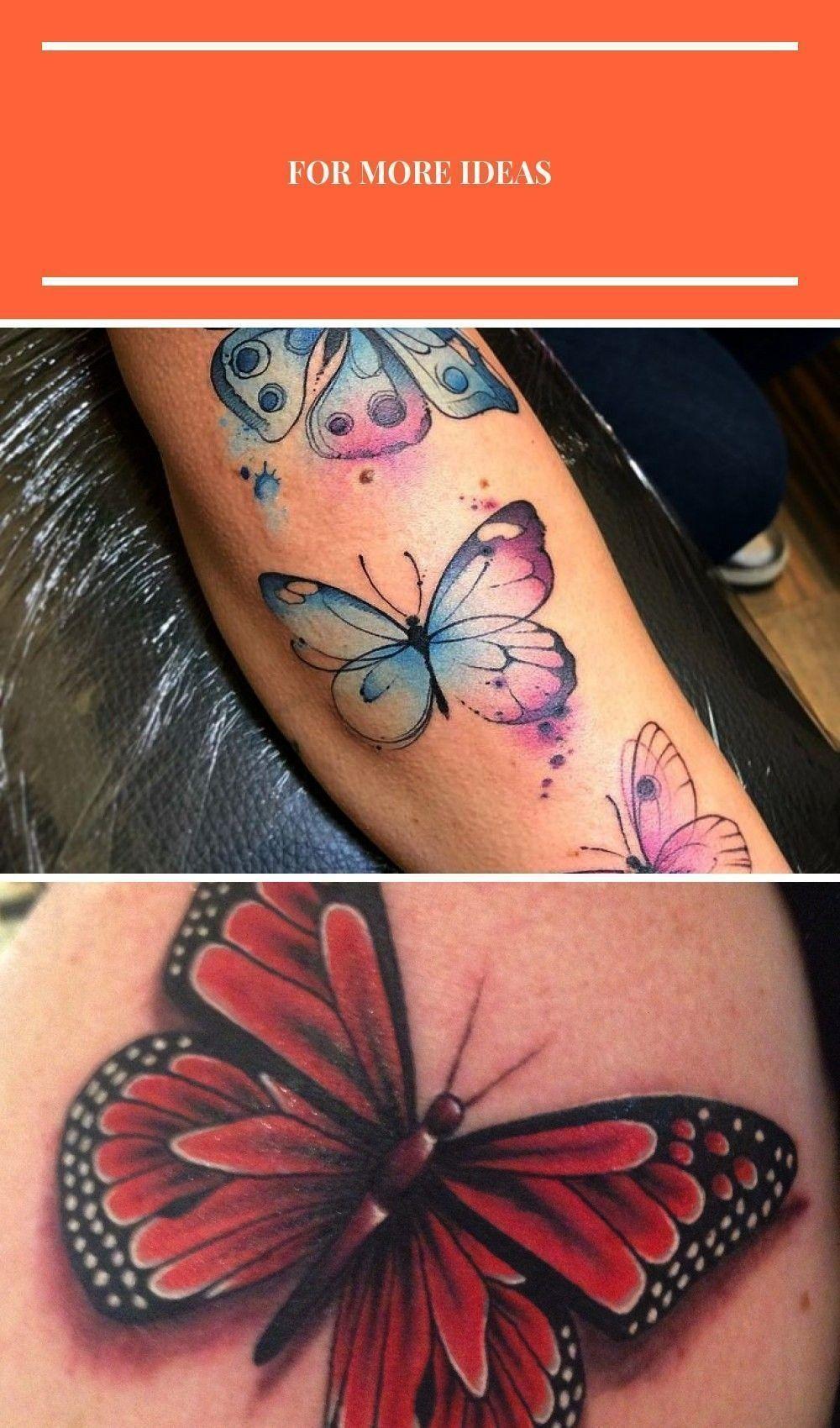 Photo of # Halfbutterflytattoo #smalltattooformen #butterflytattoo #halfbutterfly