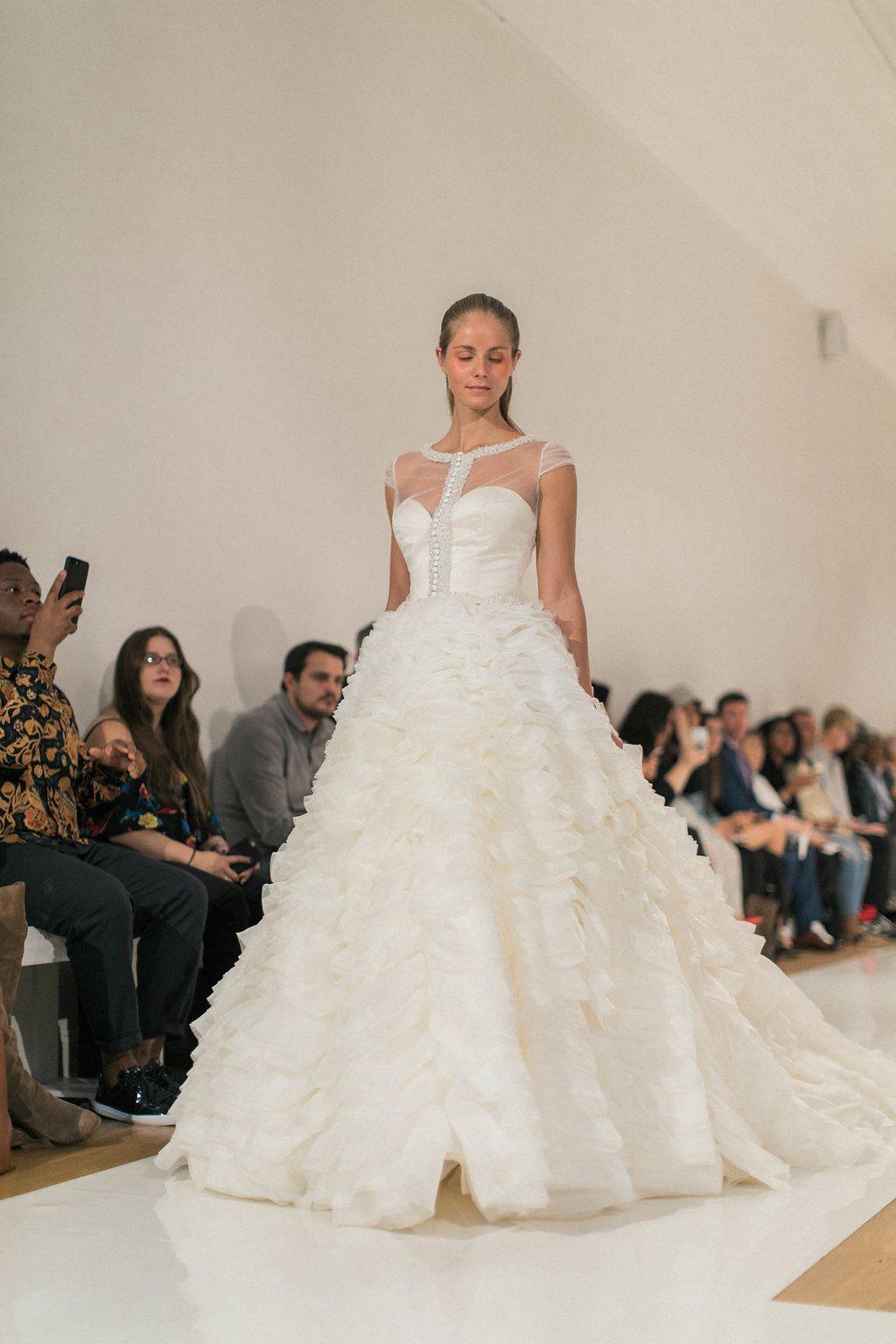 Mark Zunino Bridal Style Bridal Fashion Designers Wedding Dresses