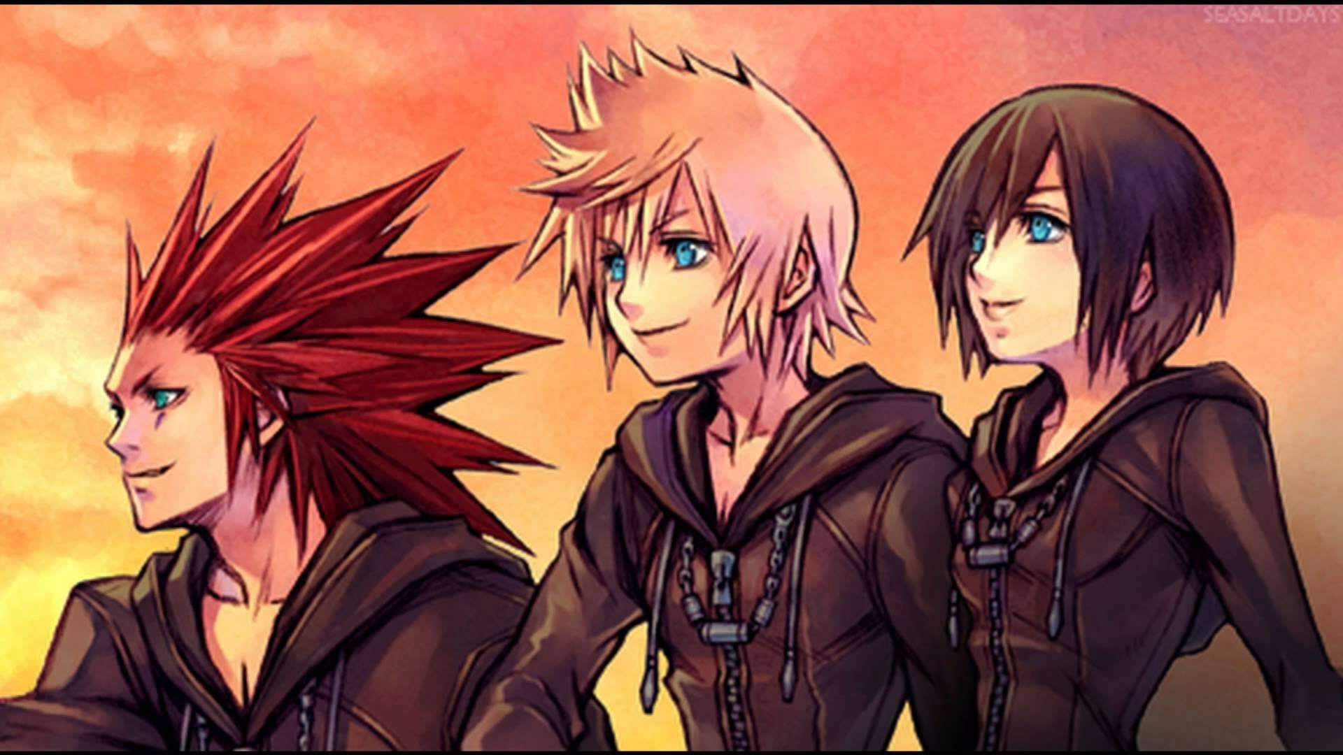 358 2 Days Kingdom Hearts 1 5 Hd Remix By Uxianxiii On Deviantart Axel Kingdom Hearts Kingdom Hearts Kingdom Hearts 1