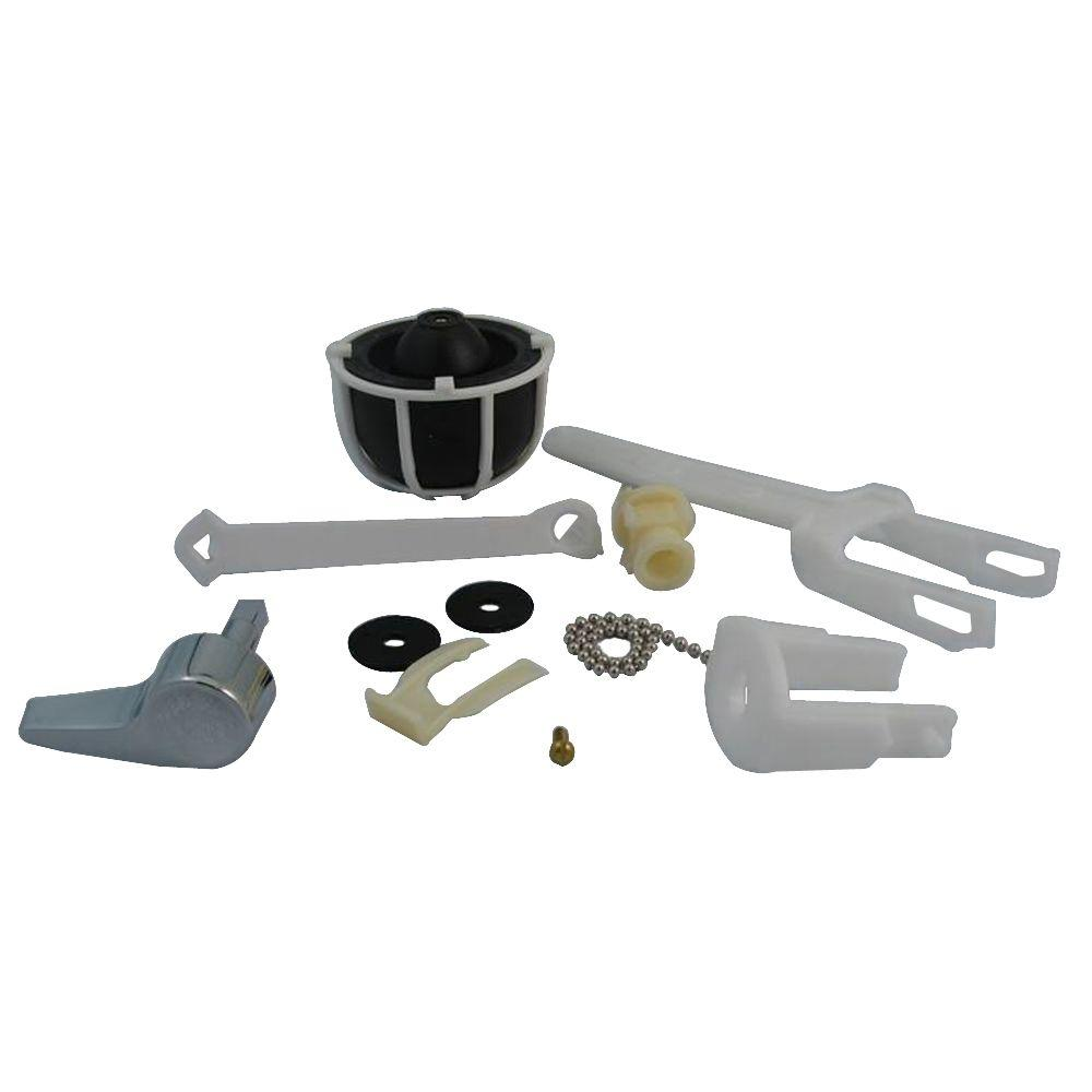 Jag Plumbing Products Touch Flush Full Assembly Kit Fits Eljer
