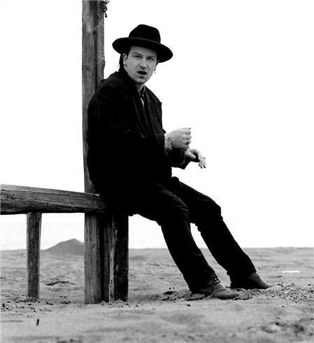 Colm Henry   Bono, U2, 1989