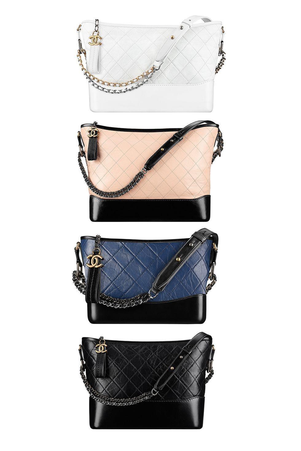 New Chanel 2017 Bag Comps